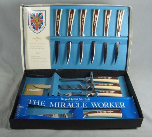 Regent Cutlery Knife Set | eBay