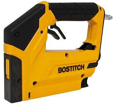 "BOSTITCH BTFP71875 3/8"" Oil Free 18 Gauge Air Crown Stapler uses T50 Staples"