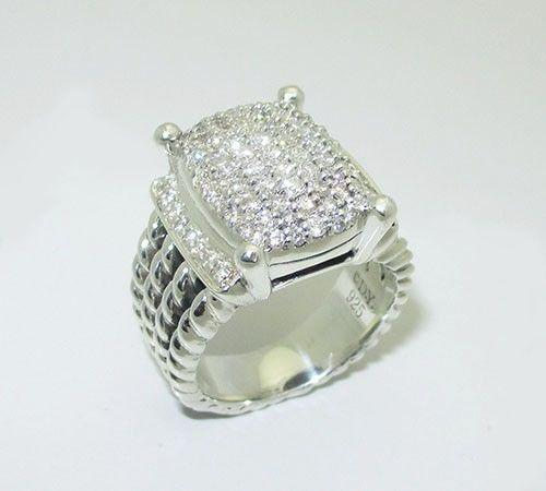 David Yurman Wheaton Ring Ebay