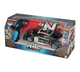 Nikko Audi R8 Rally Remote Controlled Car A