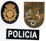 Police SWAT Patch