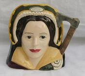 Royal Doulton Toby Jug Small