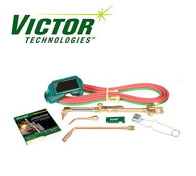 8380 Victor Torch Kit Cutting Outfit Ca1350 100fc 4-mfa-1 0-w-1 0-3-101 Tip