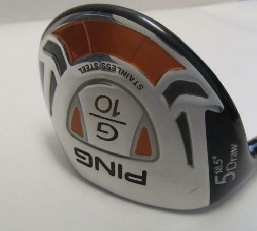Ping G10 Fairway 5 Wood Ebay