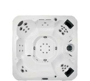 2017 clear out 8x8 hot tub spas , Seats  7 , varied shell colors , warehouse special  ( limited time , )