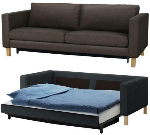 ikea karlstad sofa ebay. Black Bedroom Furniture Sets. Home Design Ideas