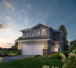 Build The Henley Home In Trinity Crossing