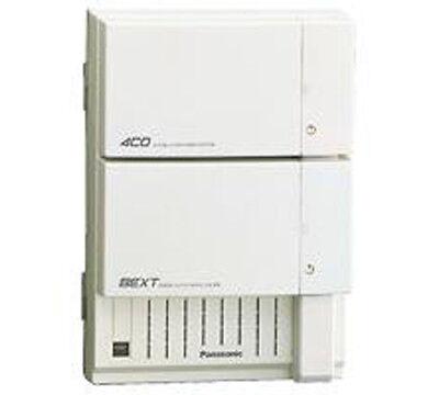 Kx-td816 Panasonic Digital Super Hybrid System 4x8