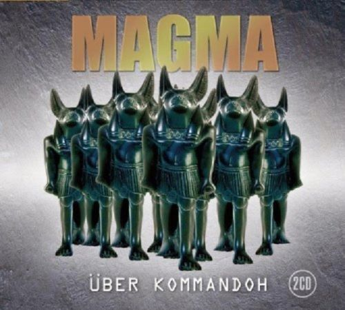 Magma - Über Kommandoh (2CD)