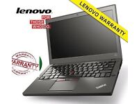 FAST ROBUST LENOVO X250 i5 2.9GHZ 4GB 128GB SSD ULTRABOOK LAPTOP