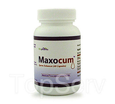Maxocum INCREASE VOLUME PILLS VOLUMIZER MASSIVE LOAD SEMEN SPERM 500 % more BEST