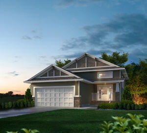 Build your Dream Home in Lacombe