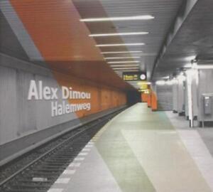 CD Alex Dimou Halemweg Digipack (K64)