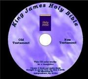 KJV Bible on CD