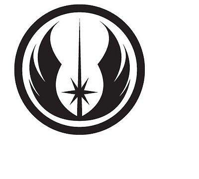 Star Wars Jedi Order Vinyl Decal Sticker Car Truck Mac   U Pick Color Size