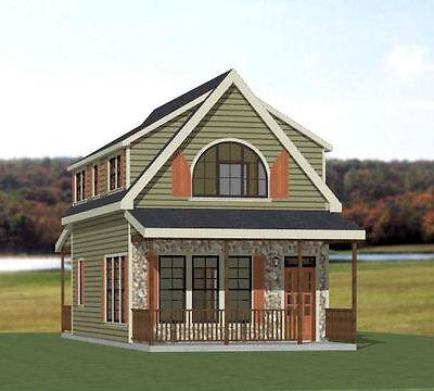 18X30 Tiny House    Pdf Floor Plan    999 Sq Ft    Model 11