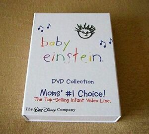 BABY EINSTEIN DVD COLLECTION (26 disc Disney Baby Einstein DVD
