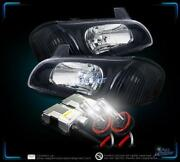 2000 Nissan Maxima Headlights