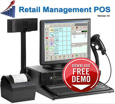 Retail Management Pos System - Software Only- No Equipment