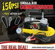 4WD Air Compressor