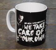 Bruce Springsteen Mug