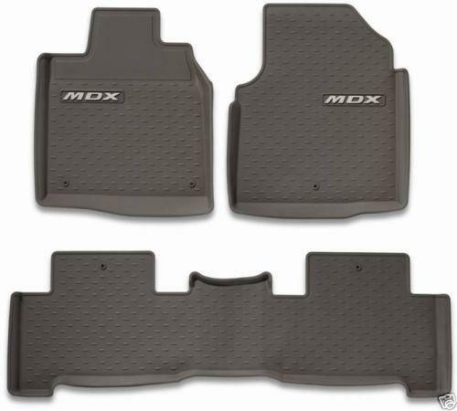 Acura MDX All Season Floor Mats