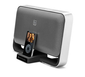 Altec Lansing M602 Docking Station - BLACK @ WHITE available