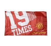 Manchester United Flag