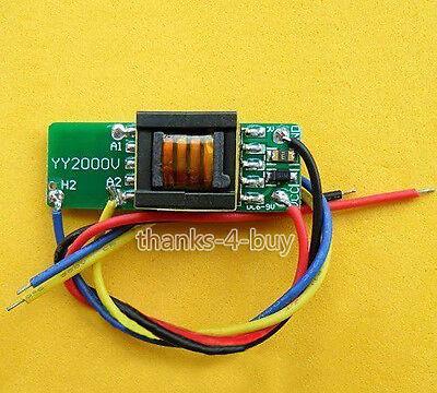 High-voltage Power Boost Step-up Module Dc 6v-12v To 1000v 1500v Generator Board