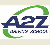 A2Z Driving School - Special rates extended