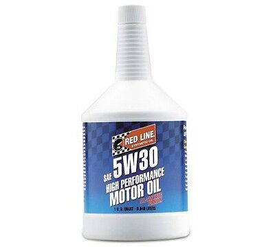 Red Line Oil 15304 Synthetic Motor Oil 5W30 1 Quart Ready to SHIP