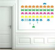 Retro Wall Art Stickers
