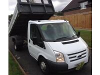 2013 Ford Transit Tipper 125ps