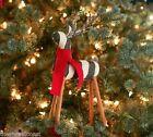 Pottery Barn Christmas Reindeer
