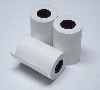 2 14 X 50 Thermal Printer Paper Rolls 10 Rolls Nurit 8000 8000s 8010 8020