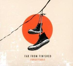Far from Finished - Forgettable CD