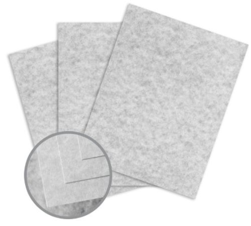 25 sheets Vellum 8 1//2 x 11 in #903 Heavy Weight White
