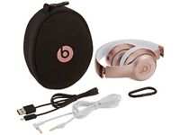 LIMITED EDITION Rose Gold, Dr Dre. Beats SOLO3 Wireless