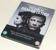 The Girl with The Dragon Tattoo Blu Ray