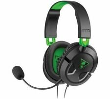 Turtle Beach Recon 50X Over-Ear Wired Stereo Headset for Xbox One -Black & Green