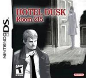 Hotel Dusk: Room 215  Nintendo DS