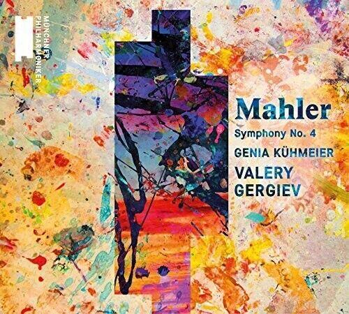 Valery Gergiev - Mahler: Symphony No. 4 [new Cd]