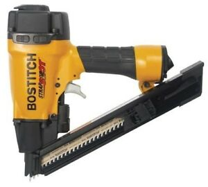 Bostitch hanger nailer