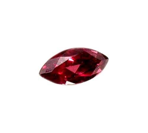 Rhodolite Garnet Bohemian Ruby 3¼ct Antique 19thC Ancient Celt Rome Safe Travel