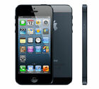Apple iPhone 5 iOS Black Mobile Phones