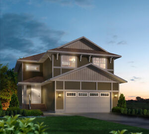 Build Your Next Home In Ponoka - The Oxford