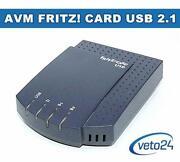 Fritz Card USB
