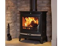 Senso Fireplaces Rochester Multifuel Stove Defra Approved 7Kw output