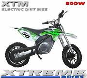 Electric Bike 500W