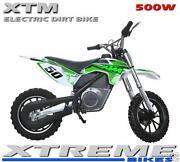 Electric Bike 500W